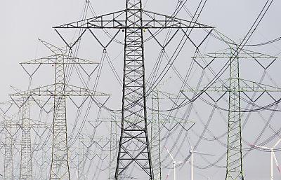 Aufrechterhalten des Stromnetzes wird kostenintensiver - Wewelsfleth, APA/dpa
