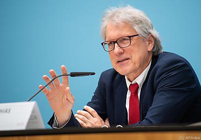 Matthias Kollatz, Finanzsenator von Berlin  - Berlin, APA/dpa