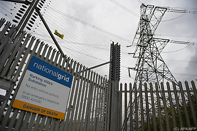 National Grid verbuchte Zuwächse  - London, APA/AFP