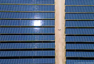 Solarenergie wird in Wasserstoff umgesetzt - Gaarz, APA/dpa-Zentralbild