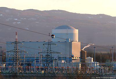 Archivbild des Atomkraftwerks  - Krsko, APA/THEMENBILD