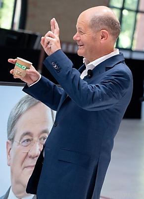Olaf Scholz (SPD)  - Berlin, APA/dpa