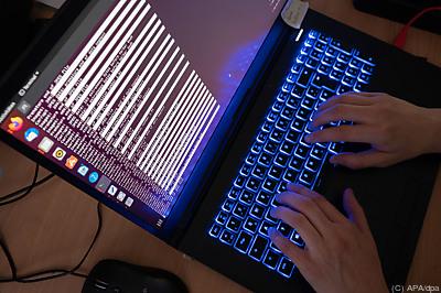 Kaum Schutz gegen digitale Attacken  - Hannover, APA/dpa