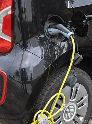 E-Autos werden mehr  - Cottbus, APA/ag