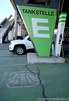 Nicht einmal ein Fünftel aller E-Autos wird privat gekauft  - Klagenfurt, APA/THEMENBILD