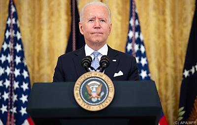 Biden will eine entsprechende Verfügung  - Washington, APA/AFP