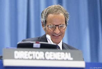 IAEA-Generaldirektor Rafael Mariano Grossi  - Vienna, APA/AFP