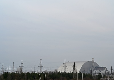 Die Gefahr ist noch nicht gebannt  - Chernobyl, APA/AFP