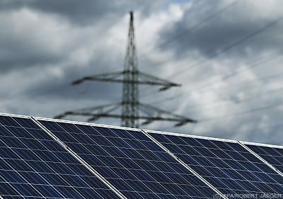 Deutschland produziert große Strommengen aus erneuerbaren Energien  - Eisenstadt, APA/ROBERT JAEGER