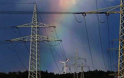Hohe Strompreise stark von Gasmarkt getrieben  - Biessenhofen, APA