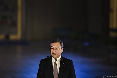 Italiens Premier Mario Draghi  - Athens, APA/AFP