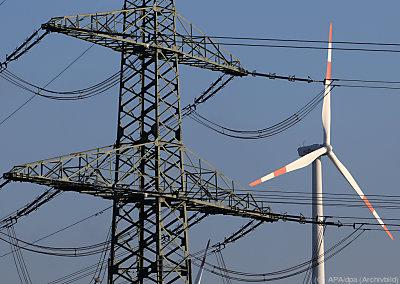 Stromnetz wird für Erneuerbare aufgerüstet  - Bentwisch, APA/dpa (Archivbild)
